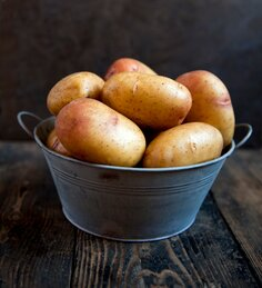 potato/ pembrokeshire potatoes